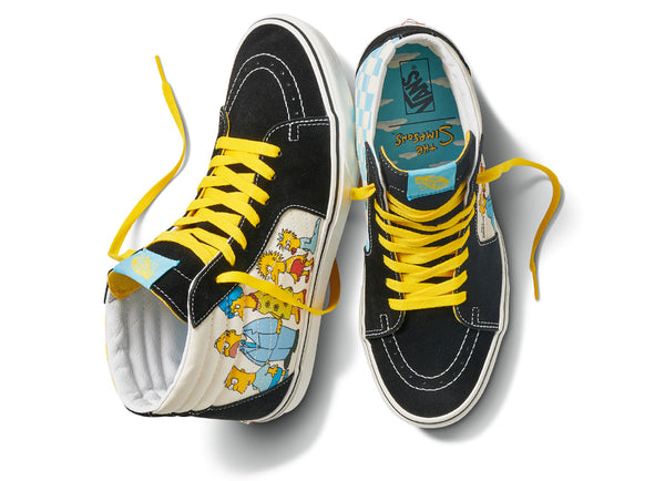 THE SIMPSONS SK8-HI