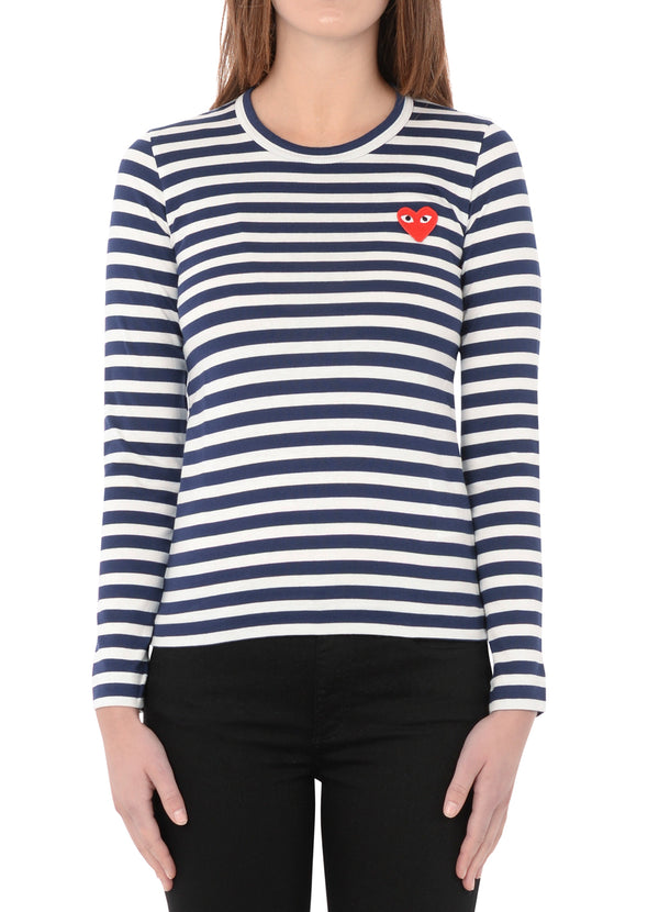 gravitypope - comme des garcons PLAY - T009 - Womens Clothing