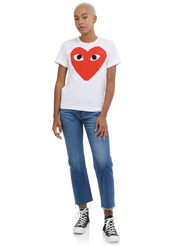 gravitypope - comme des garcons PLAY - T025 - Womens Clothing