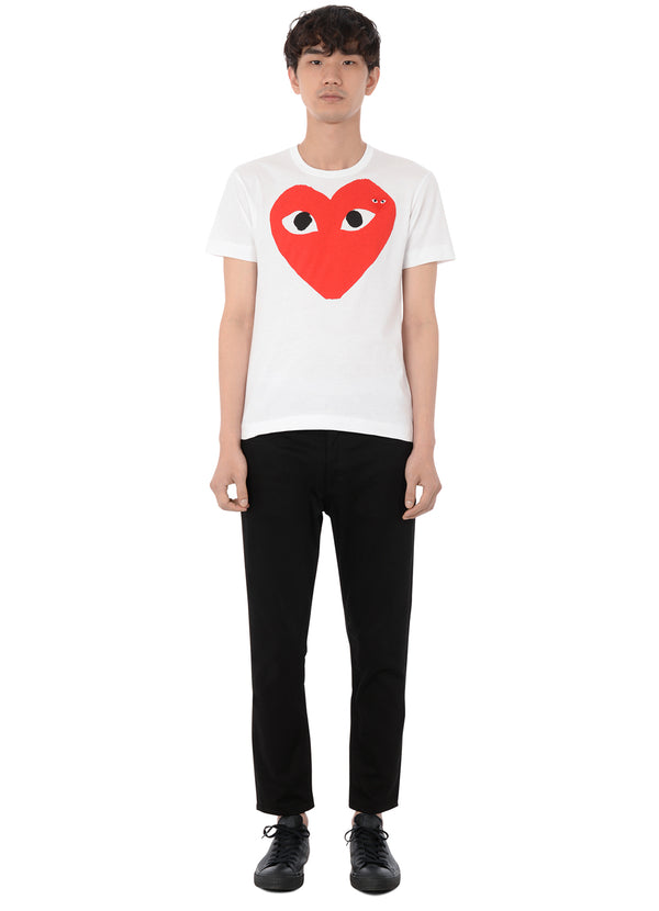 gravitypope - comme des garcons PLAY - T026 - Mens Clothing
