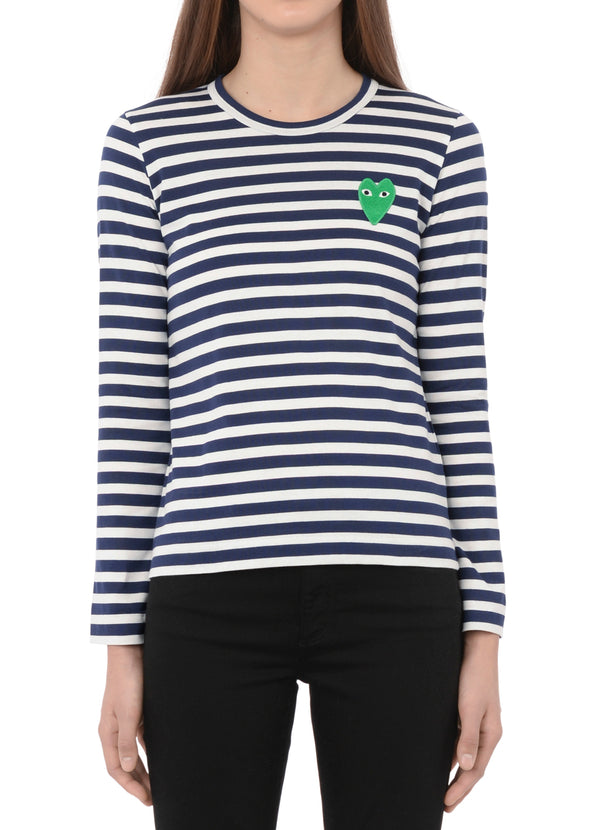 gravitypope - comme des garcons PLAY - T051 - Womens Clothing