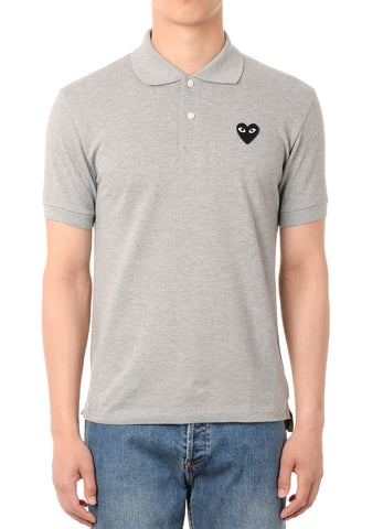 gravitypope - comme des garcons PLAY - T078-GRY - Mens Clothing