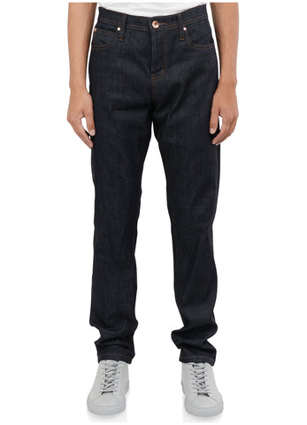 SKINNY FIT 11OZ STRETCH SELVEDGE DENIM