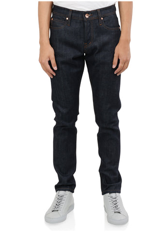 TIGHT FIT 11OZ INDIGO STRETCH SELVEDGE DENIM