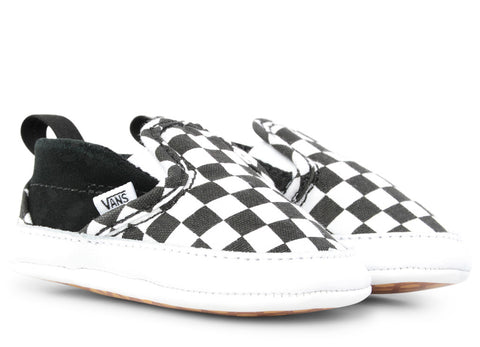 INFANT CHECK SLIP-ON V