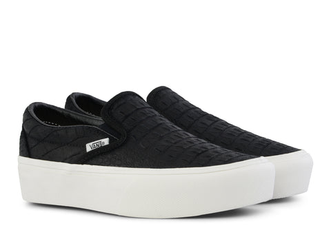 gravitypope - vans - SLIP-ON PLATFORM - Womens Footwear