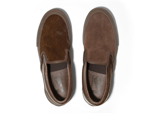 ENGINEERED GARMENTS CLASSIC SLIP-ON VLT LX