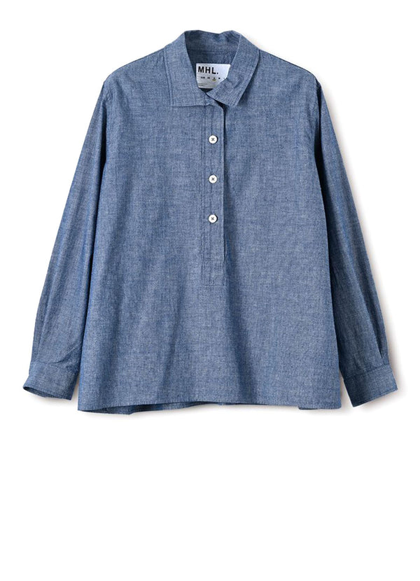 MHL COLLARED SWING SHIRT
