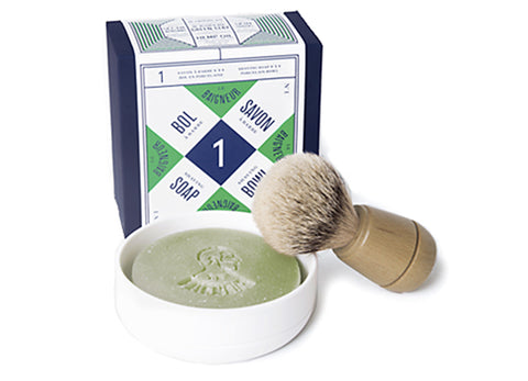 gravitypope - le baigneur - 3 PACK SHAVING SET NO.1 - Apothecary