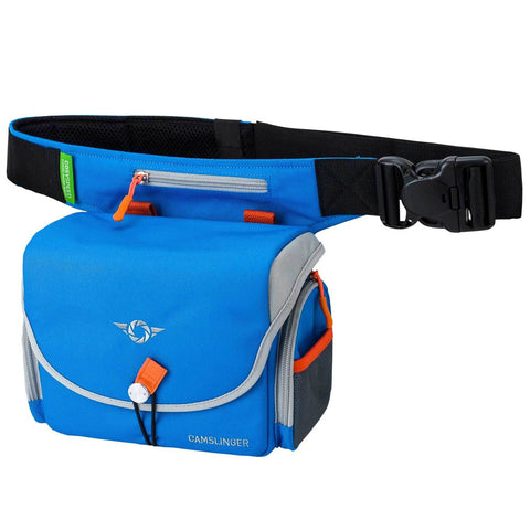 Cosyspeed Camslinger Outdoor Camera Bag for Mirrorless Cameras Blue