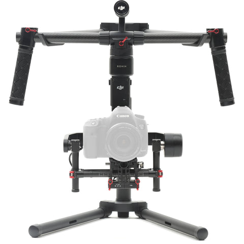 Ronin-M gimbal from DJI for DSLR cameras