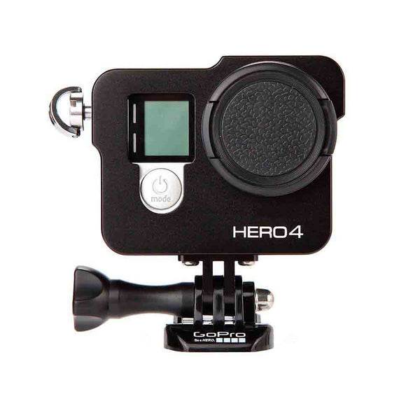 GoPro Hero4 CNC Protective Cage