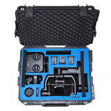 Ronin-m travel case for DJI Ronin-m gimbal from GoProfessional top view