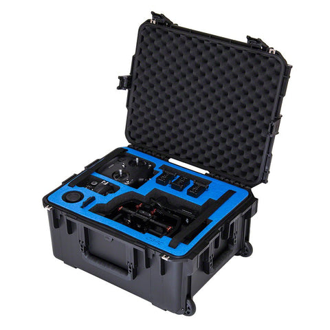 Ronin-m travel case for DJI Ronin-m gimbal from GoProfessional