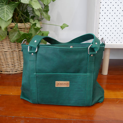 Go Ask Alice for DoD Big Betty bag - Emerald