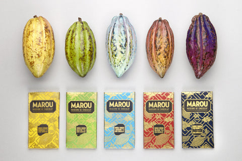 Marou Single Origin Vietnamese Chocolate