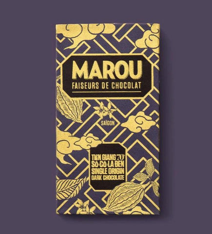 Marou - Tien Giang 70% Single Origin Chocolate