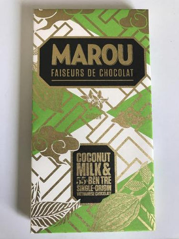 Marou Coconut milk BT