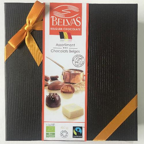 Belvas Coffret 400gm Assortment