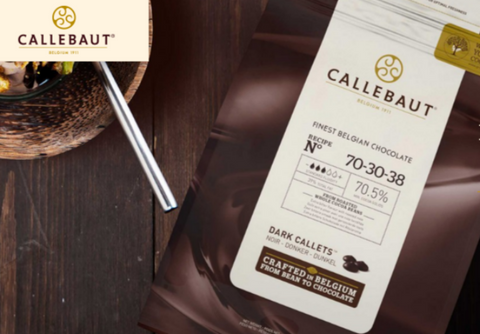 Callebaut Belgian Dark Chocolate Callets 70%