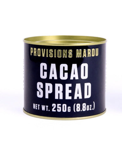 Marou Chocolate spread