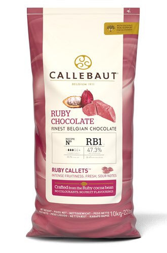 Callebaut couverture Ruby