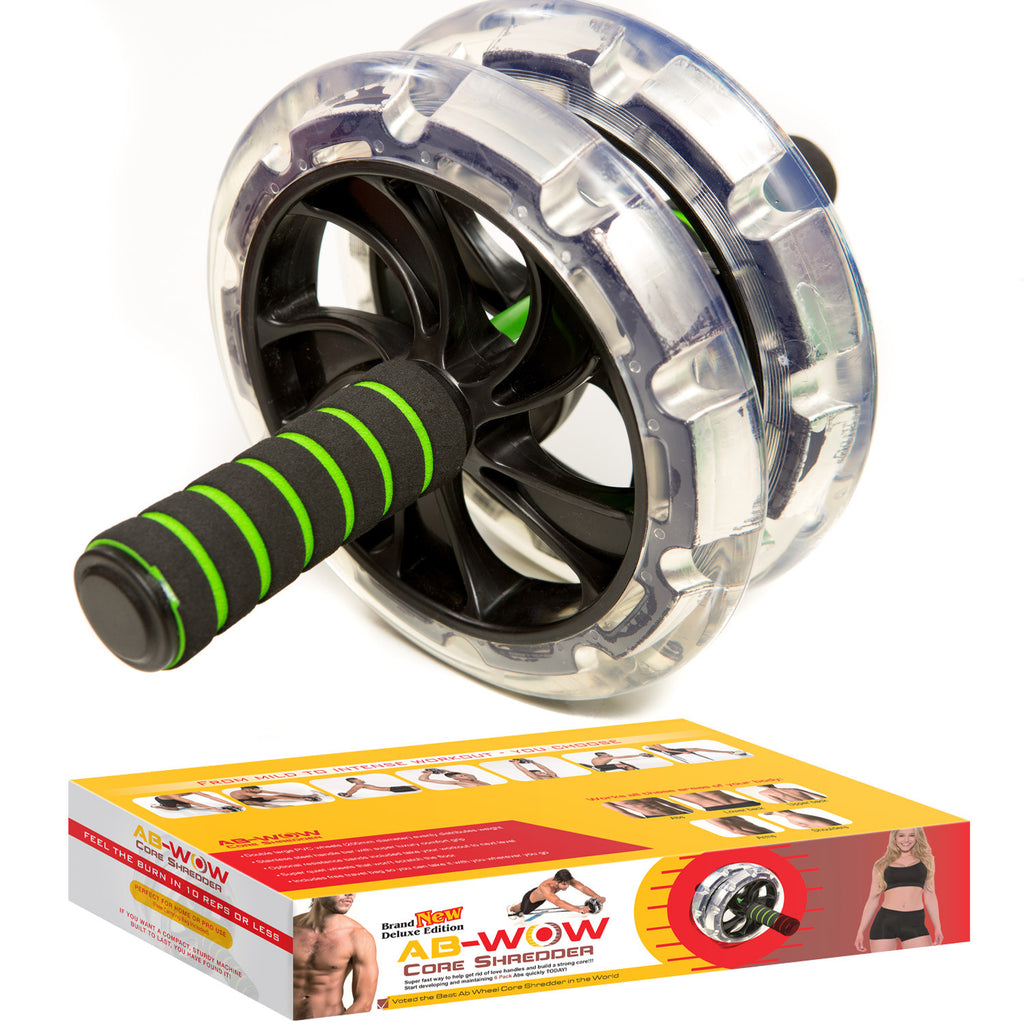 AB WOW Core Shredder Pro Ab Roller Wheel