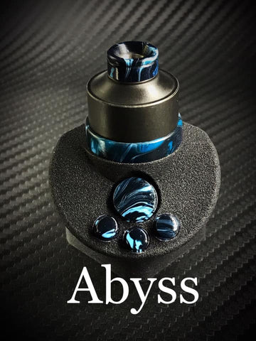 BMM Lathe Turned Accessories - Abyss