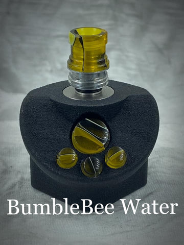 BMM Lathe Turned Accessories - Bumblebee Water