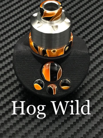 BMM Lathe Turned Accessories - HogWild