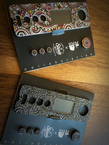 Sturdy BMM Collaboration edition Face Plates