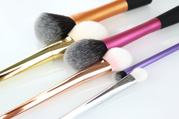 fav brushes for your christmas makeup