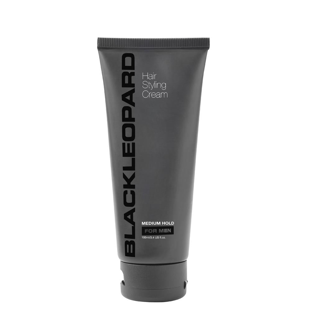 Black Leopard Hair Styling Cream 100g