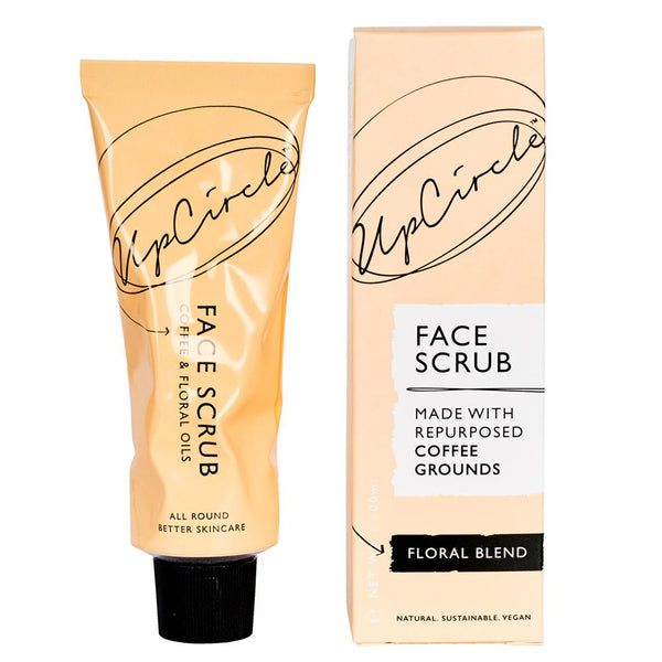 UpCircle face scrub coffee & Floral