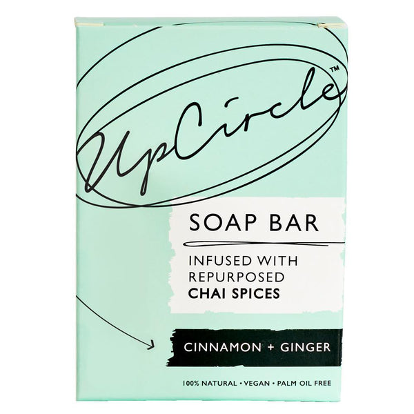 UpCircle soap bar Cinnamon & ginger