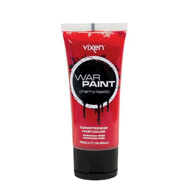 Vixen War Paint - cherry-tastic