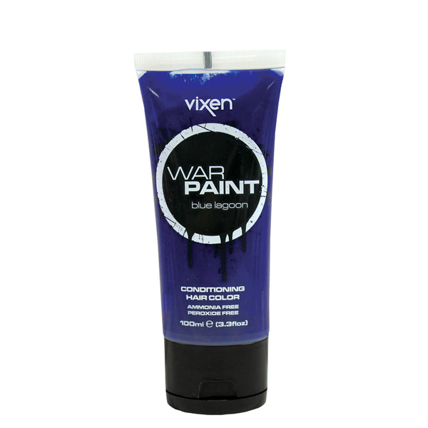 Vixen War Paint - blue lagoon