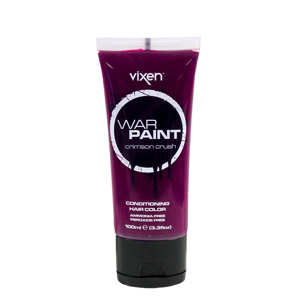 Vixen War Paint - crimson crush