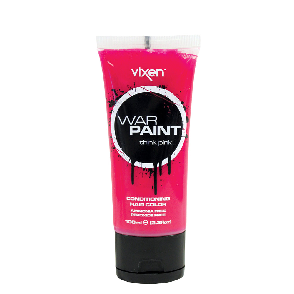 Vixen War Paint - think pink