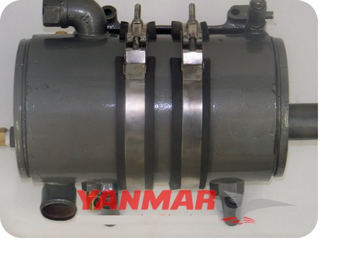 119574-33011 YANMAR OIL COOLER | LE: 119574-33011