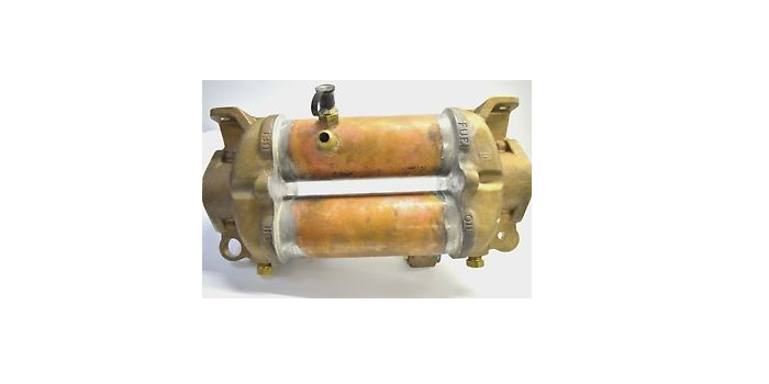 3979451 CUMMINS TRANSMISSION / FUEL COOLER | LE: 39779451 CN