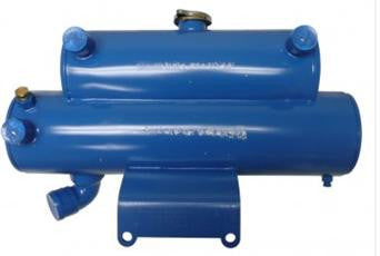 97434 CRUSADER HEAT EXCHANGER |  LE: 97434 CRUSADER BIG BLOCK | EARLY MODEL - Lenco Coolers - 1