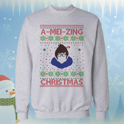 a mei zing ugly christmas sweater mei xmas