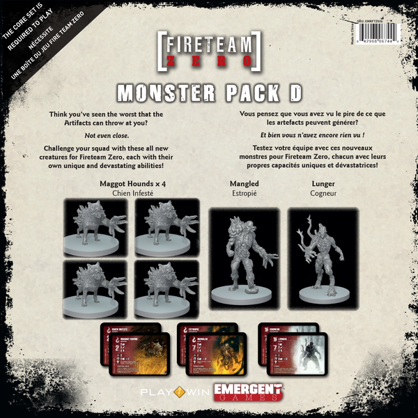 Monster Pack D