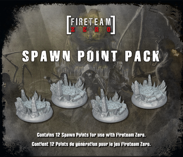 FTZ Spawn Point Markers