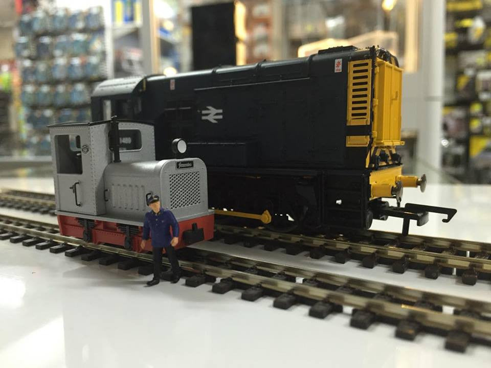 An Introduction to OO Scale Narrow Gauge Modelling