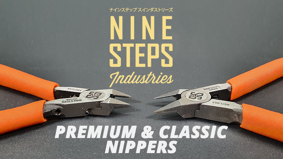 """CUT IT OUT!"" A Ninesteps Premium and Classic Side Cutter - Review"
