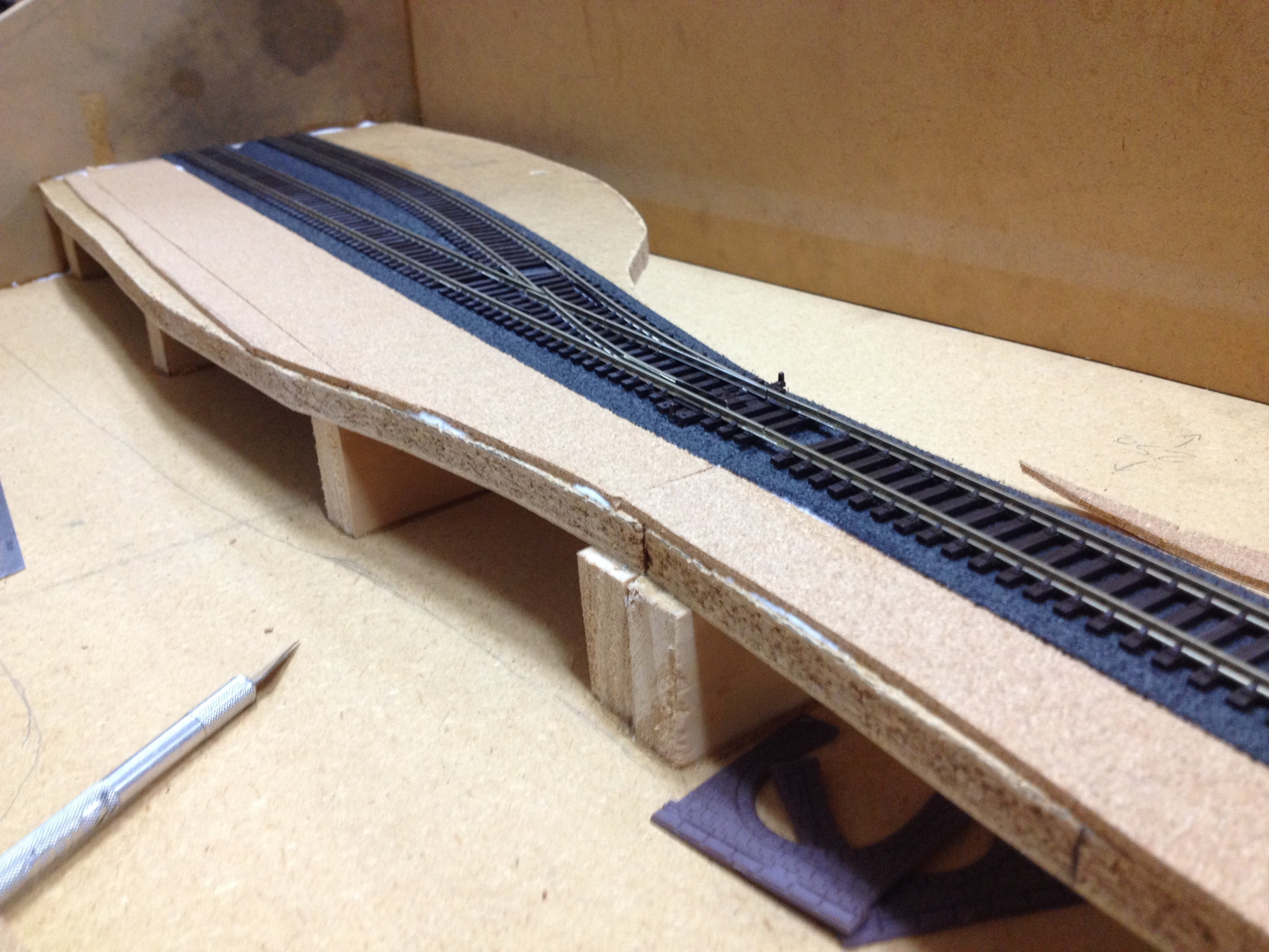 Model Trains Railways Hearns Hobbies Melbourne Australia Dcc Track Wiring Signal Light Now We Move On To Fixing Down The