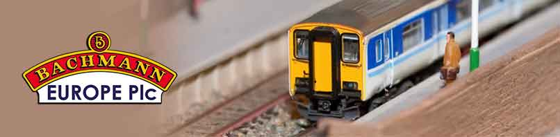 Bachmann - Available at Hearns Hobbies Melbourne