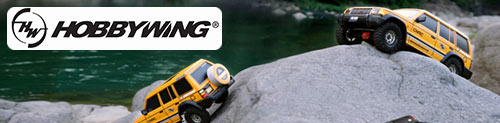 Hobbywing RC - Available at Hearns Hobbies